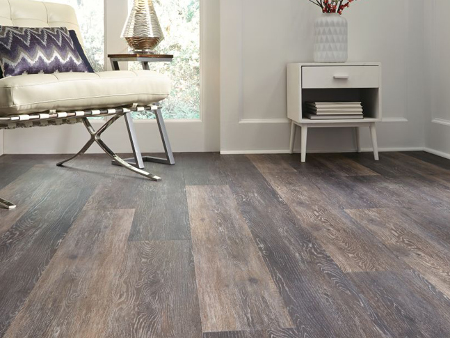 From the Ground Up with Laminate Flooring